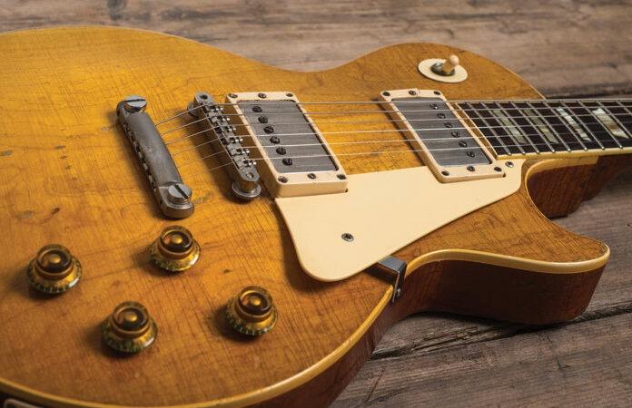 Gibson Les Paul: La Ruta del Tono Vintage -Potenciómetros