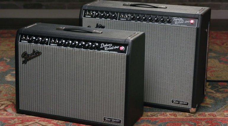 Fender Tone Master Deluxe Reverb y Twin Reverb: Ya están a la venta