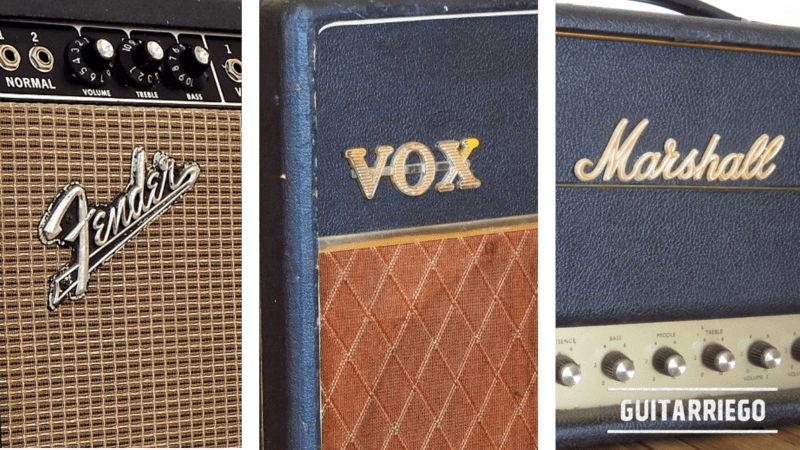 Best Classic Vintage Amps: Fender, Vox, and Marshall