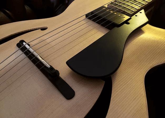 Nueva Fibonacci Ambassador, guitarra archtop boutique