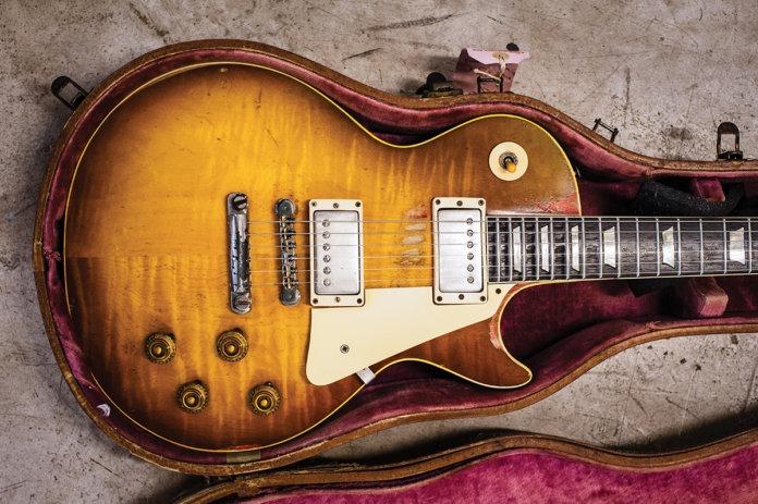 Gibson Les Paul: La ruta del tono Vintage – Hardware