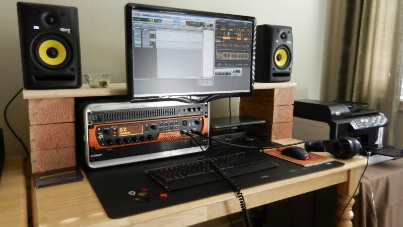 Home Studio: cómo armar un estudio de grabación profesional