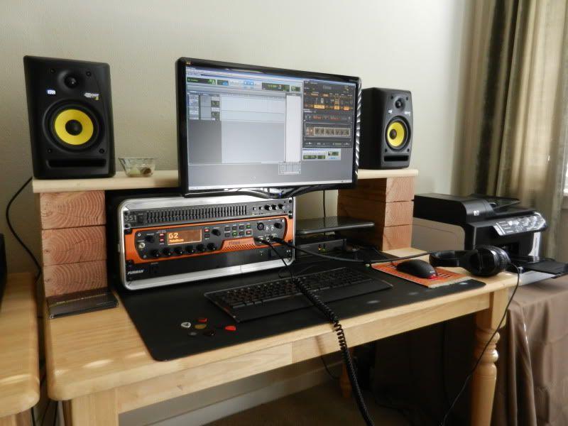 Home Studio: Comment créer un studio d'enregistrement professionnel 2021