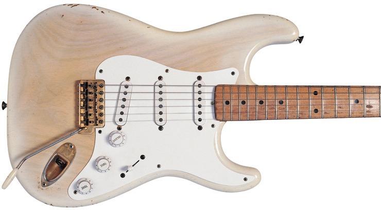 """Fender Stratocaster """"Mary Kaye"""", guitarra de culto"""