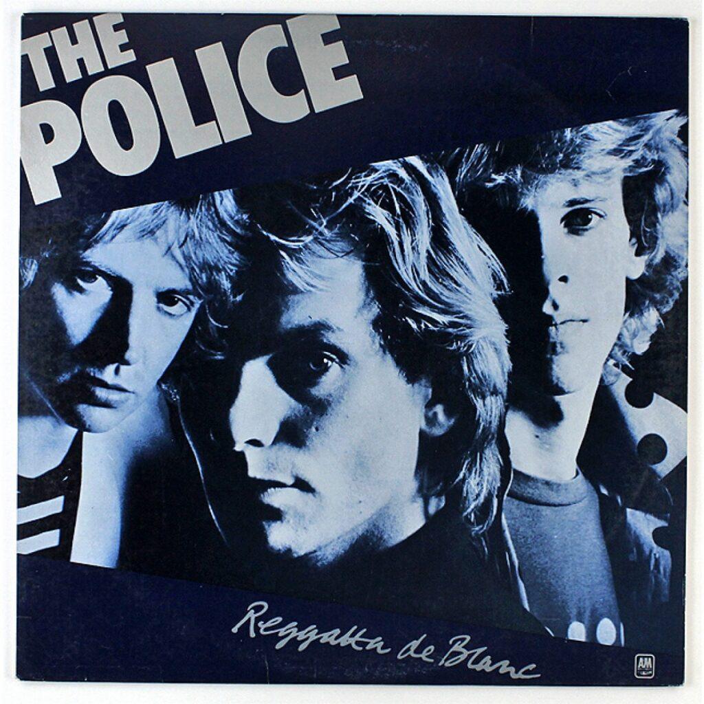 Reggatta de Blanc de The Police cumple 40 años
