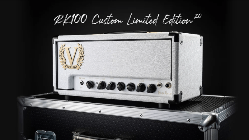 Nuevo Victory Richie Kotzen RK100 Custom Limited Edition