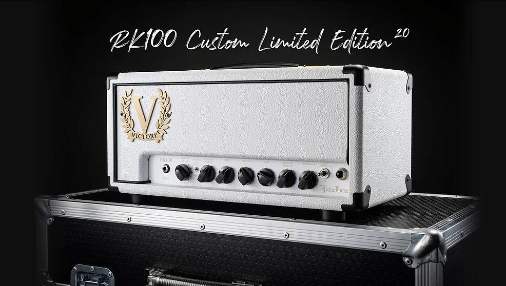 Nuevo Victory Richie Kotzen RK100 Custom Limited Edition