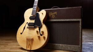 Gibson ES-350 1955 Chuck Berry