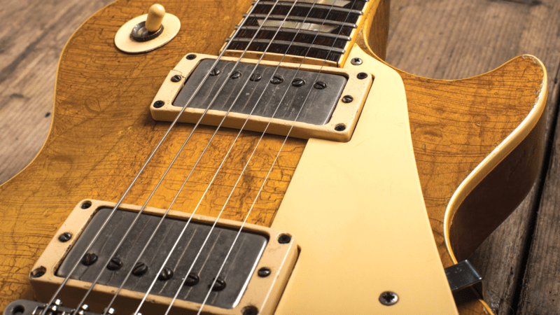 Gibson Les Paul: La Ruta del Tono Vintage – Pastillas / Micrófonos