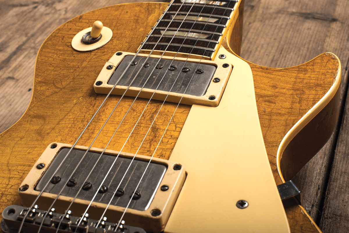 Gibson Les Paul: La Ruta del Tono Vintage – Micrófonos