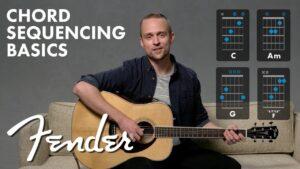 Pantalla de Fender Play