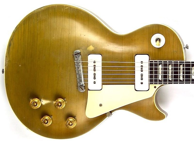 Gibson Les Paul Goldtop 55