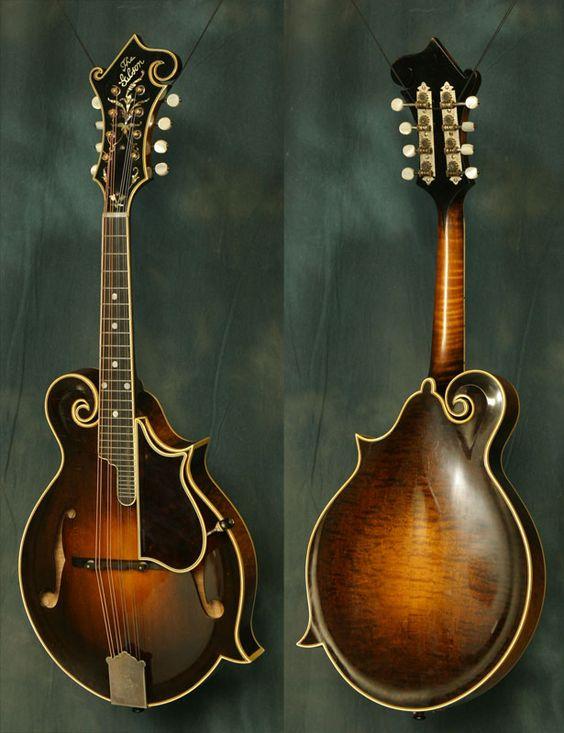 Diseño innovador de Orville H. Gibson.