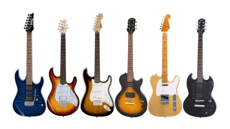 Top 15 des guitares électriques bon marché pour les débutants