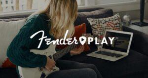 Fender Play Portada