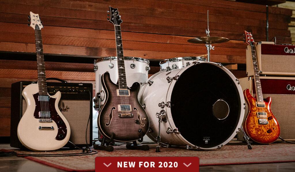 PRS amplia su serie SE para el 2020: Mira, Starla y más