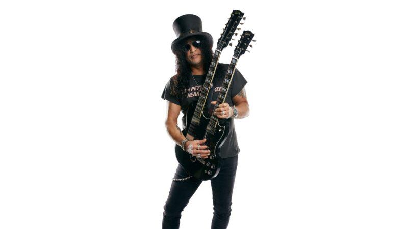 Slash, nuevo Embajador Global de Gibson