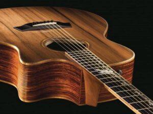 Guitarra Martin hecha en Rosewood