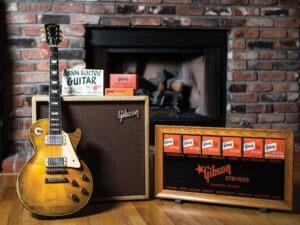 Guía Gibson: Bonamassa Gibson Les Paul Burst Snakebite