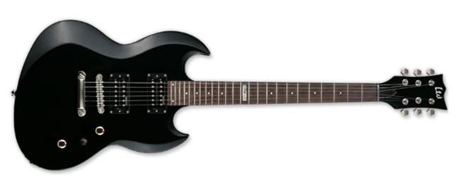 Ltd Viper 10, un excelente instrumento musical asequible, accesible y cómodo para principiantes.
