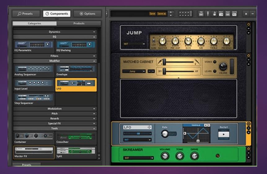 Los simuladores de amplificadores de guitarra han evolucionado mucho y te permiten lograr un excelente audio y muchas variantes de estilos y efectos.