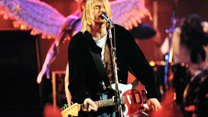 Se subasta la Fender Mustang de Kurt Cobain