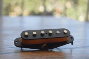 El secreto de los micrófonos de la guitarra eléctrica. Seymour Duncan SSL-1. Mics para Strat tipo vintage 50's.