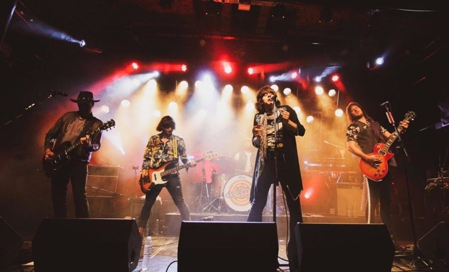 Don Adams lanzó VOL.3 y lo presenta en The Roxy