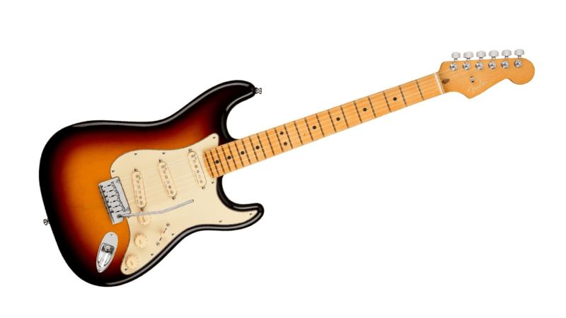 Fender lanzará una nueva serie: American Ultra