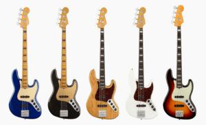Fender Jazz Bass American Ultra Portada