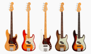 Fender Precision Bass American Ultra Portada Final
