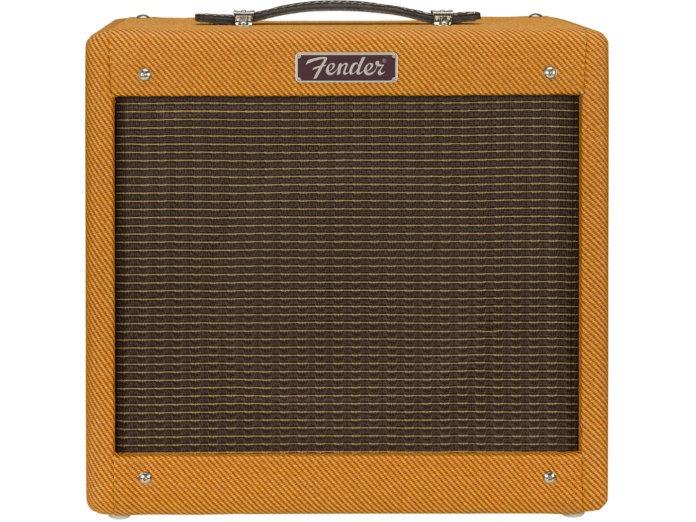 Fender Pro Junior IV, uno de los mejores amplificadores valvulares chicos.