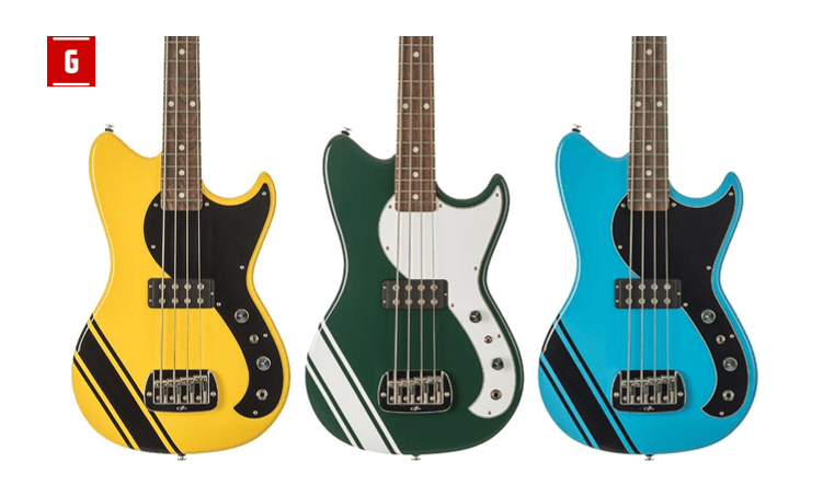 G&L lanzó el Fallout Bass, un nuevo bajo de escala corta