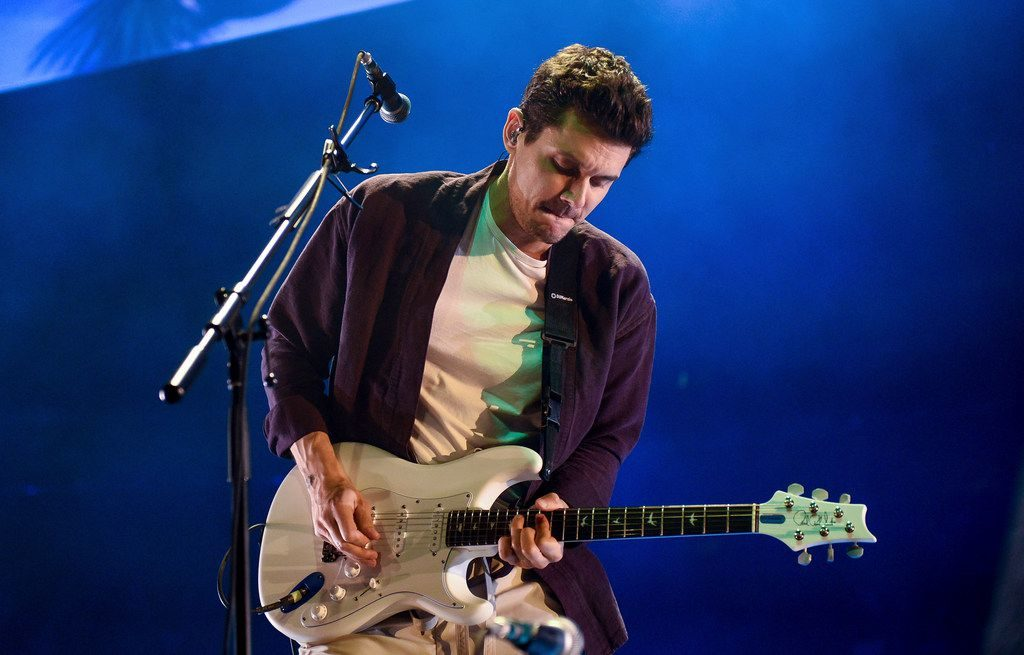 John Mayer habla de Zeppelin y se describe como un chico Strat.