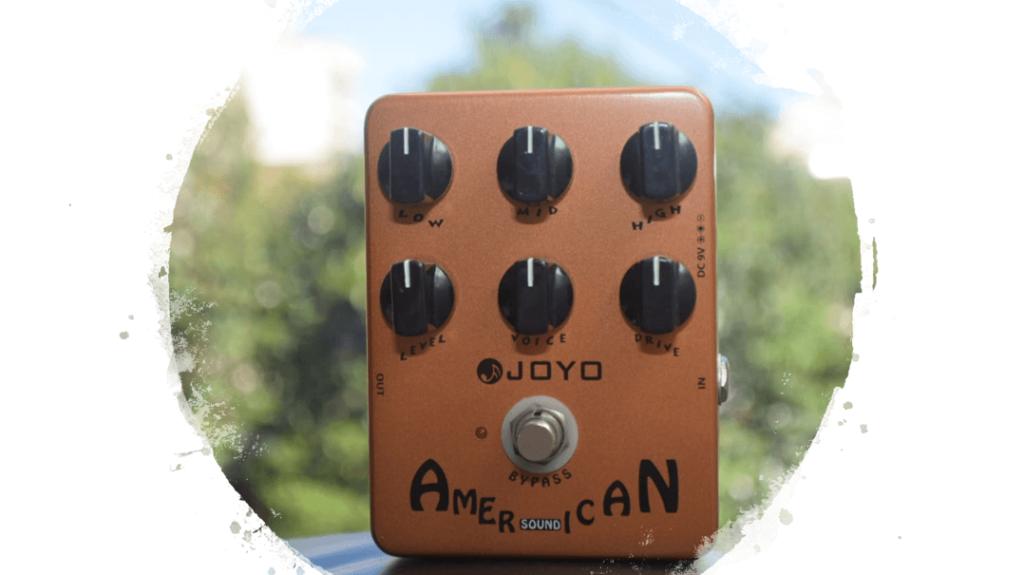 Joyo American Sound Review.