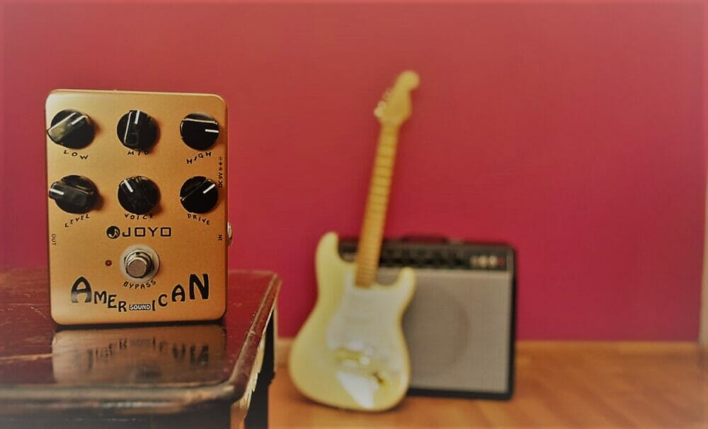 Review del Joyo American Sound (Fender Amp-in-a-box)