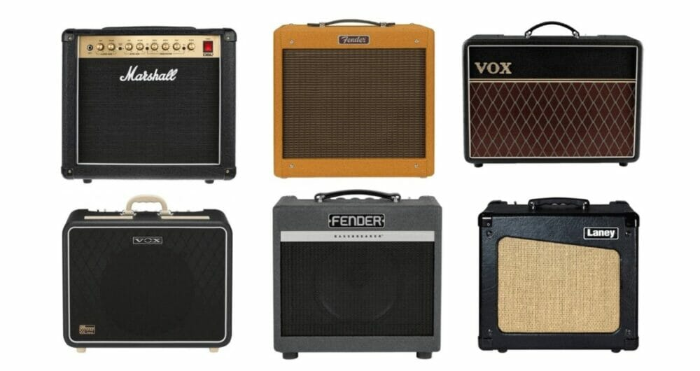 Los mejores amplificadores de guitarra valvulares de 5 a 15 watts