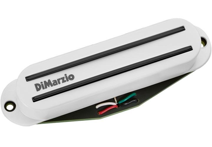 Dimarzio Chopper, um microfone todo-o-terreno para a ponte de uma stratocaster