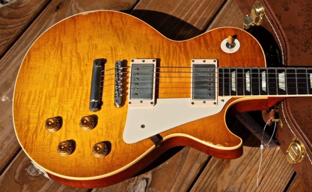 """Gibson crea el """"Murphy Lab"""" para la construcción de réplicas de guitarras vintage"""