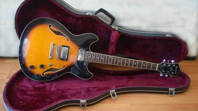 Ibanez AS73, guitarra super versátil y económica – Review