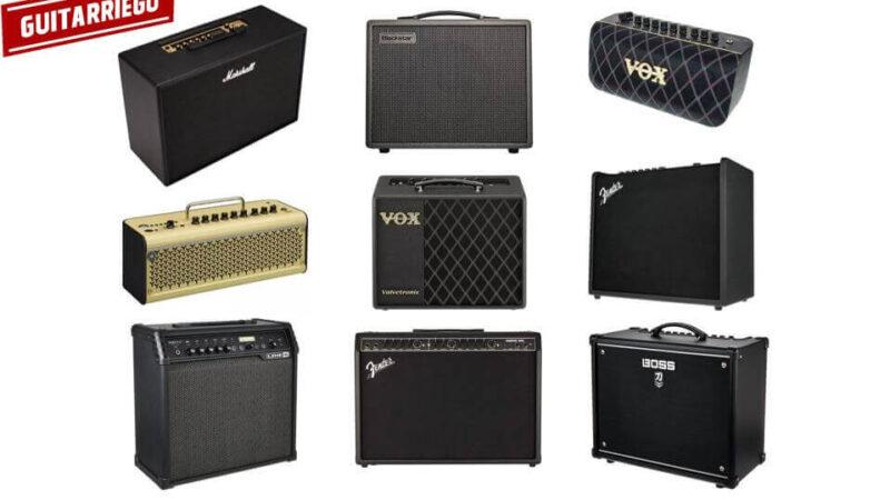 Los 10 mejores amplificadores digitales en formato combo
