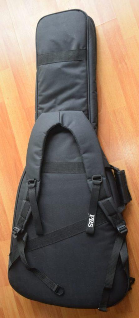 Foto de la funda guitarra PRS tipo mochila de excelente calidad