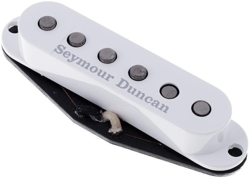 Seymour Duncan SSL-1, um clássico das melhores pickups Stratocaster