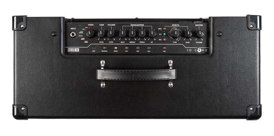 Blackstar ID Core Stereo 100-Steuerelemente
