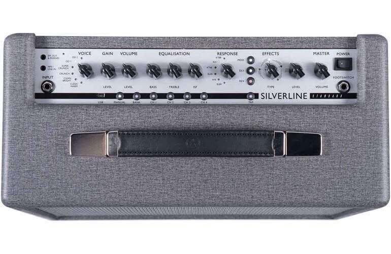 Blackstar Silverline Standard-Bedienelemente.
