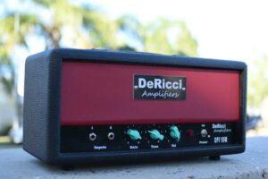 DeRicci Amplifiers Spitfire