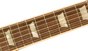 Diapasón o trastera de guitarra