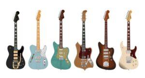 Fender Parallel Universe II