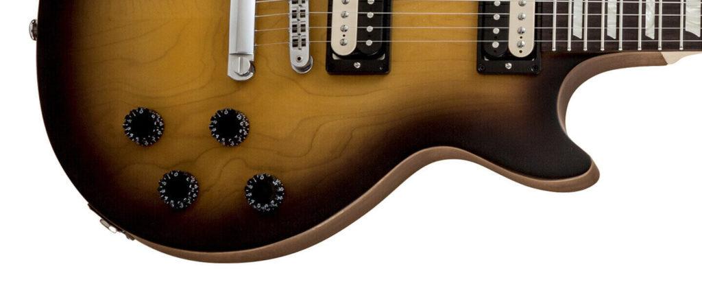 Gibson LPJ 2014 Vintage Sunburst Body (Satin)