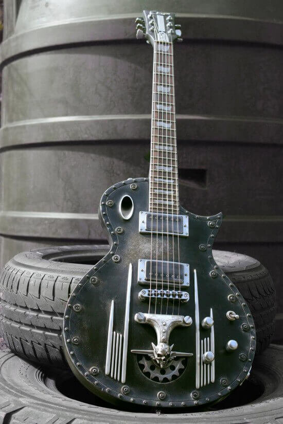 ESP Eclipse Steel Top